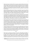 Preventing Conflict, Promoting Peace - Center for Responsible Travel - Page 5