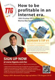 How to be profitable in an Internet era. - ITB Asia