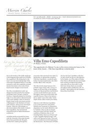 Villa Emo Capodilista - Merrion Charles