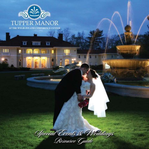Tupper Manor At The Wylie Inn And Conference