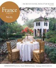the best of culture, travel & art de vivre - France Magazine