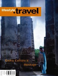 Exotic Culture & Heritage - Lifestyle + Travel