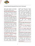 Fact Sheet - Global Ecotourism - Center for Responsible Travel - Page 2