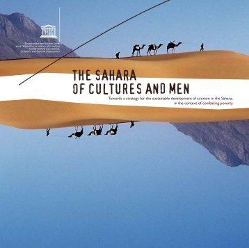 The Sahara of cultures and men: towards a ... - unesdoc - Unesco