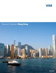 Tourism Outlook: Hong Kong 2012 - Visa