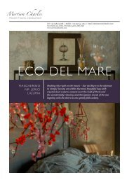 ECO DEL MARE - Merrion Charles