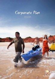 Corporate Plan - Tourism Australia