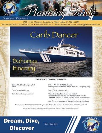 Carib Dancer - Dancer Fleet