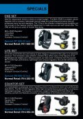 Equipment Selection Guide - Valid from August 2012 - Timeout Scuba - Page 2