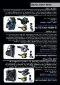 Equipment Selection Guide - Valid from August 2012 - Timeout Scuba - Page 3