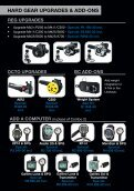 Equipment Selection Guide - Valid from August 2012 - Timeout Scuba - Page 4