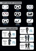 Equipment Selection Guide - Valid from August 2012 - Timeout Scuba - Page 6