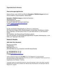 Organisatorische Hinweise 2011-IB