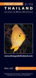 Dive Guide Thailand