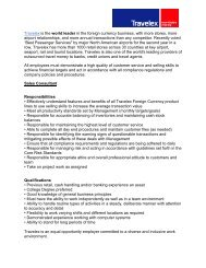 We currently have opportunities for 1 full time Sales Consultant to ...