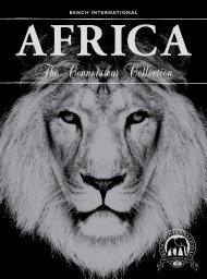 Africa travel experts since 1969 - Bench International