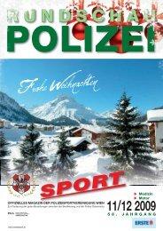 """Wiener Landesmeisterschaften """"Springen 2009"""" - PSV Wien"""