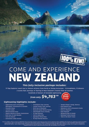 410 - New Zealand Travel Experts