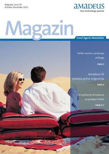Amadeus Magazine br. 50 u pdf. formatu!