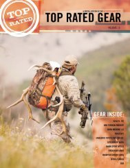 Top Rated Gear - Top Rated Adventures