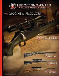 2009 NEW PRODUCTS - Viking Arms Ltd