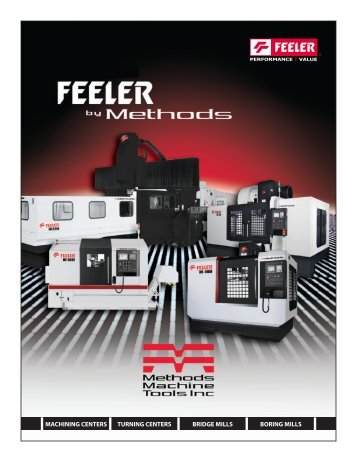 to Download the Feeler Catalog - Methods Machine Tools