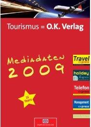 Tourismus - OK Verlag, Travel Express, Holiday Express ...