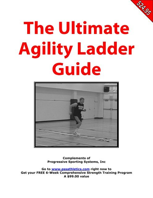 THE ULTIMATE AGILITY LADD