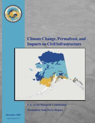 Climate Change, Permafrost, and Impacts on Civil Infrastructure