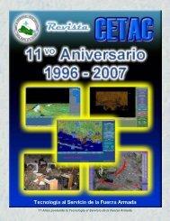 Revista CETAC 2007 - Comando de Doctrina y Educación Militar