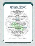Revista CETAC 2007 - Comando de Doctrina y Educación Militar - Page 2