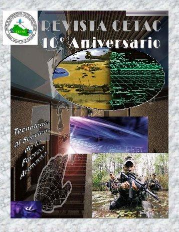 Revista CETAC 2006 - Comando de Doctrina y Educación Militar
