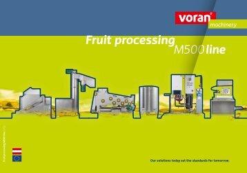 EBP 500 - voran Maschinen GmbH