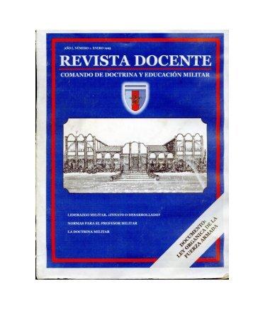 introduccion - Comando de Doctrina y Educación Militar