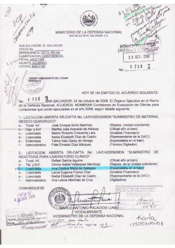 Impresión de fax de página completa - Corte de Cuentas de la ...