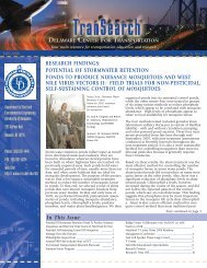 TranSearch News - Civil and Environmental Engineering ...