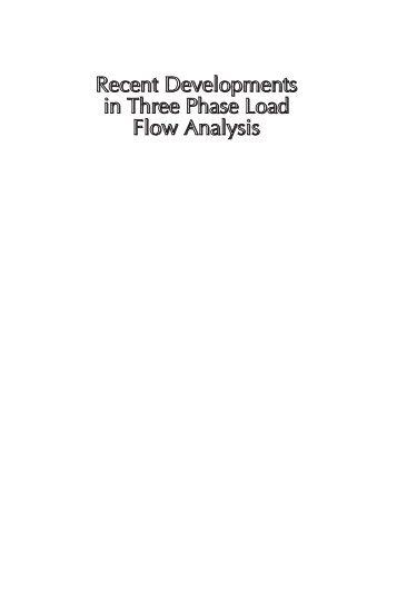 1 literature review of load- flow analysis - Penerbit UTM - Universiti ...