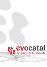 fine enzymes for fine chemicals - Marine Metagenomics for New ...