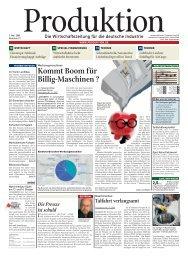 Seite 01-02 PRO_2009_19.indd - Produktion