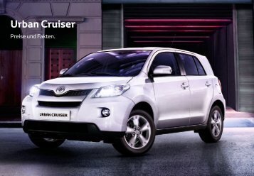 Urban Cruiser - Toyota Schweiz