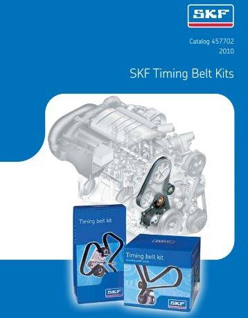 SKF Timing Belt Kits - SKF.com