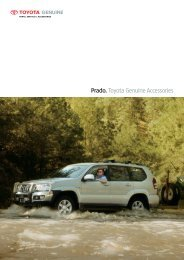 41644 Prado Saver.indd - Stewart Toyota