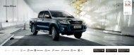 New Hilux - Toyota