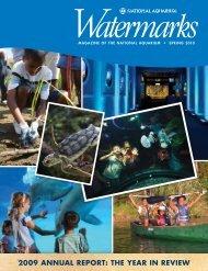 2009 annual report - National Aquarium in Baltimore