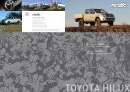 TOYOTA HILUX - Autohaus Nestle