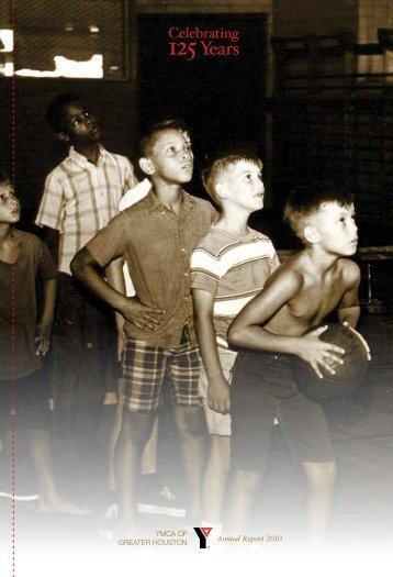 Celebrating - YMCA of Greater Houston