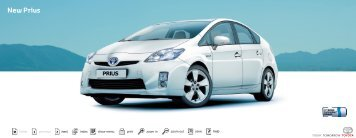 New Prius - Toyota
