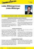 Ausgabe Juli 2008 - Trautmannsdorf an der Leitha - Seite 2