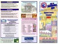 Special Events Calendar - City of Sandusky