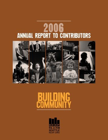 building - KEXP